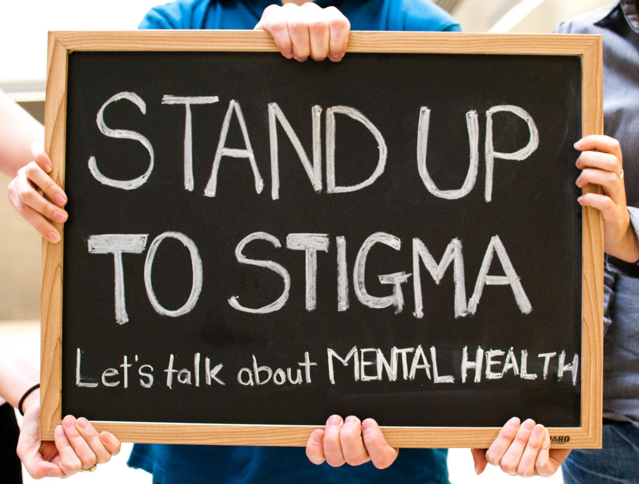 Image result for end the stigma mental health